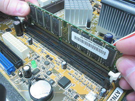 How to Install RAM - How RAM Works   HowStuffWorks